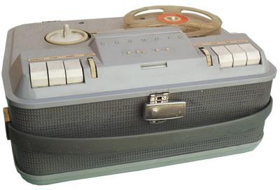 Magnetofoni